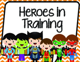 Superhero Marzano Learning Scale