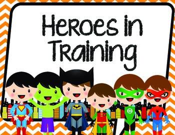 Superhero Marzano Learning Scale