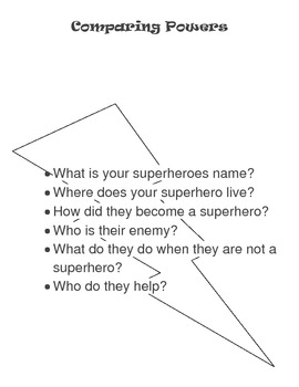 Superhero Lessons