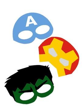 Superhero Masks Reward System