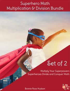 Superhero Math Bundle