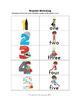 Superhero Math for Kindergarten, First, and Second Grades