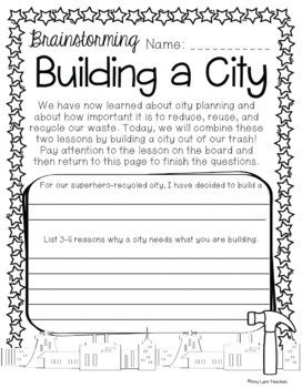 Superhero Memory Books and End of the Year Activities {Intermediate}