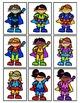 Superhero Memory Game
