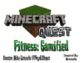 PE Superhero & Minecraft Quest Fitness Monopoly Bundle