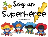 Superhero Mini-Unit in Spanish!