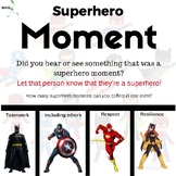Superhero Moments