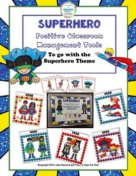 Superhero Music Theme of the Year/Decor Bundle