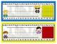 Superhero Name Tags (Super Hero Name Tags/Name Plates)