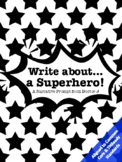 Superhero Narrative Essay Common Core TNReady Aligned