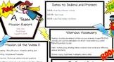 Superhero Newsletter