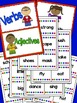 Superhero Nouns, Verbs, Adjectives Center with Posters and Word Work