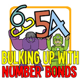 Superhero Number Bonds + Addition Mini-Books