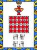 Superhero Number Posters (1-20)