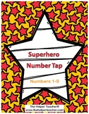 Superhero Number Tap