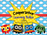 Superhero Owls Cooperative Learning Roles