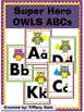 Superhero Owls MEGA classroom pack