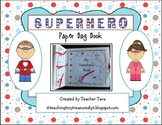 Superhero Paper Bag Book