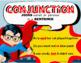 Superhero Parts of Speech Back to School
