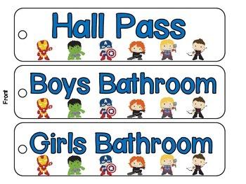 Superhero Passes