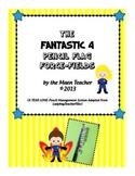 Superhero Pencil Classroom Supply Management System Reward