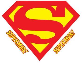 Superhero Play-doh Mats