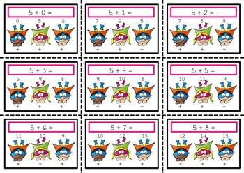 Superhero Poke Cards (Addition)