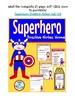 Superhero Positive Notes Freebie