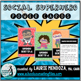 Superhero Power Cards for Social-Emotional Skills