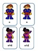 Superhero Pre-K Dolch Sight Word Cards