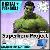 Superhero Project - PBL