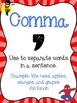 Punctuation Posters: Superhero Theme