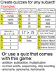 Superhero Quiz Show Review Game for Any Subject - SmartBoard Game