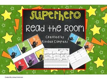 Superhero Read The Room
