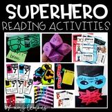 Superhero Reading Activities