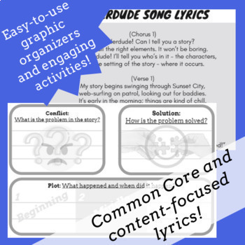 Superhero Themed Reading Activities Comprehension Questions With Rap Song