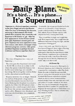 Superhero Reading Comprehensions - 3 Pack