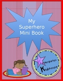 Superhero Reading Strategies Mini Emergent Book