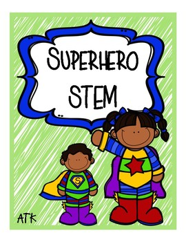 Superhero STEM