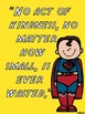 Superhero Sayings