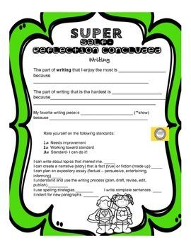 Superhero Self-Evaluation for Conferences