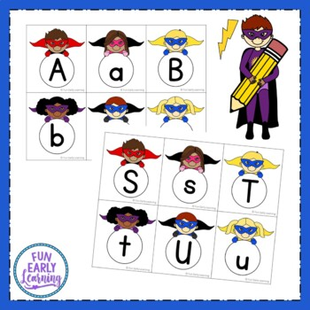Superhero Sensory Tray Writing