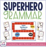 Superhero Grammar for Speech & Language Therapy