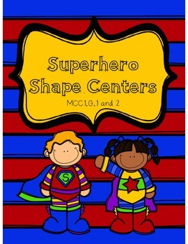 Superhero Shape Centers