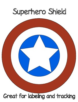 Superhero Shield