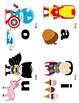 Superhero Sound Cards
