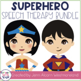 Superhero Speech & Language Bundle!