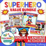 Superhero Activities Value Bundle