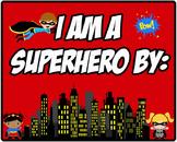 Superhero Spotlight (Super Hero Theme)