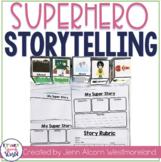 Superhero Storytelling